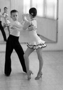 dansul pentru copii