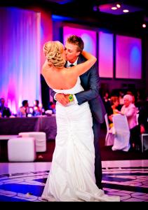 coregrafia dansului de nunta