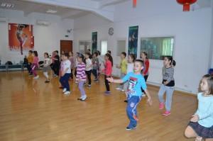 scoala de dans pentru copii