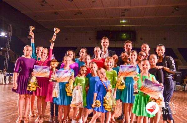 Concurs de dans Sportiv : Cupa Romaniei